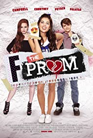 Joel Courtney, Danielle Campbell, and Madelaine Petsch in F*&% the Prom (2017)