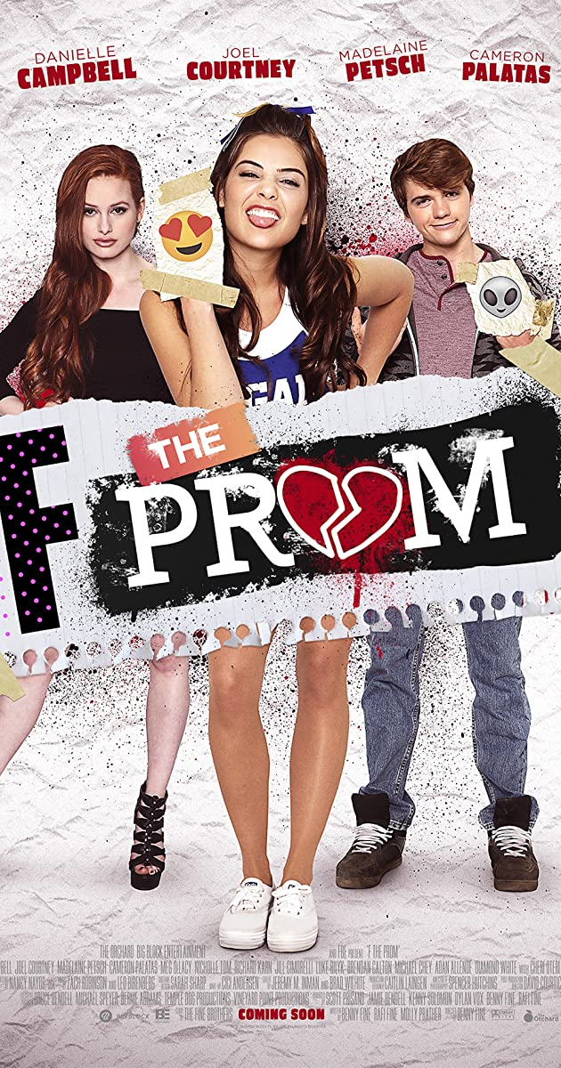 Subtitle of F*&% the Prom