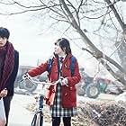 Yeo Jin-gu and Nam Ji-Hyun in Hwayi: Gwimuleul samkin ai (2013)