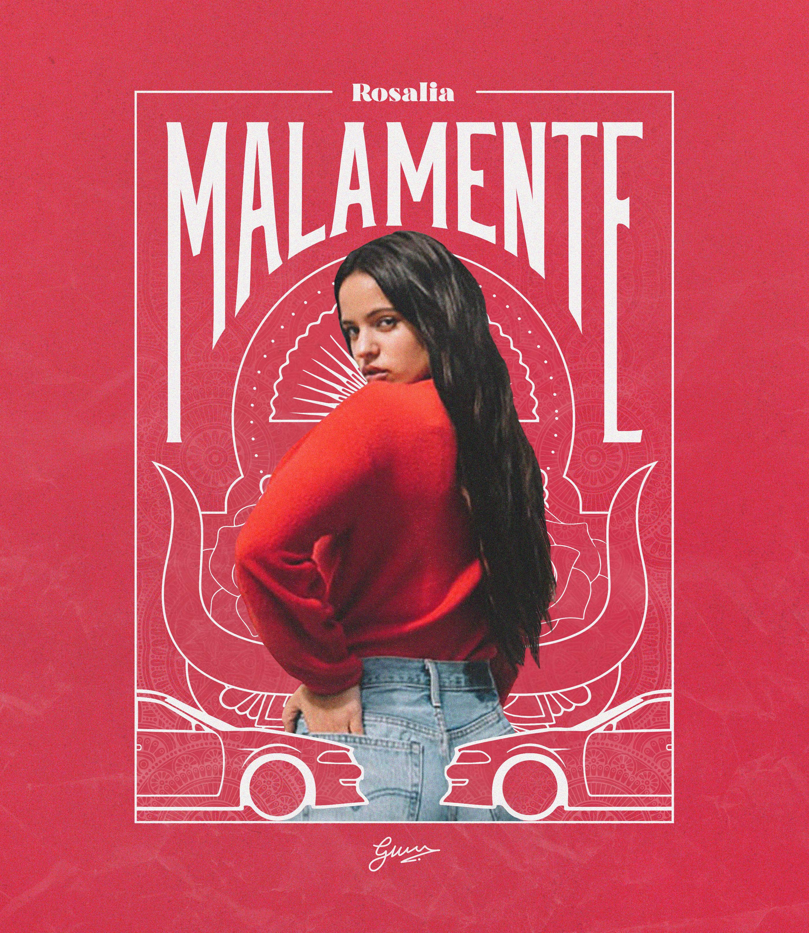 Rosalía: Malamente (Video 2018) - IMDb