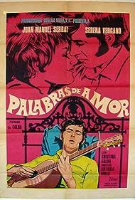 Joan Manuel Serrat and Serena Vergano in Palabras de amor (1968)