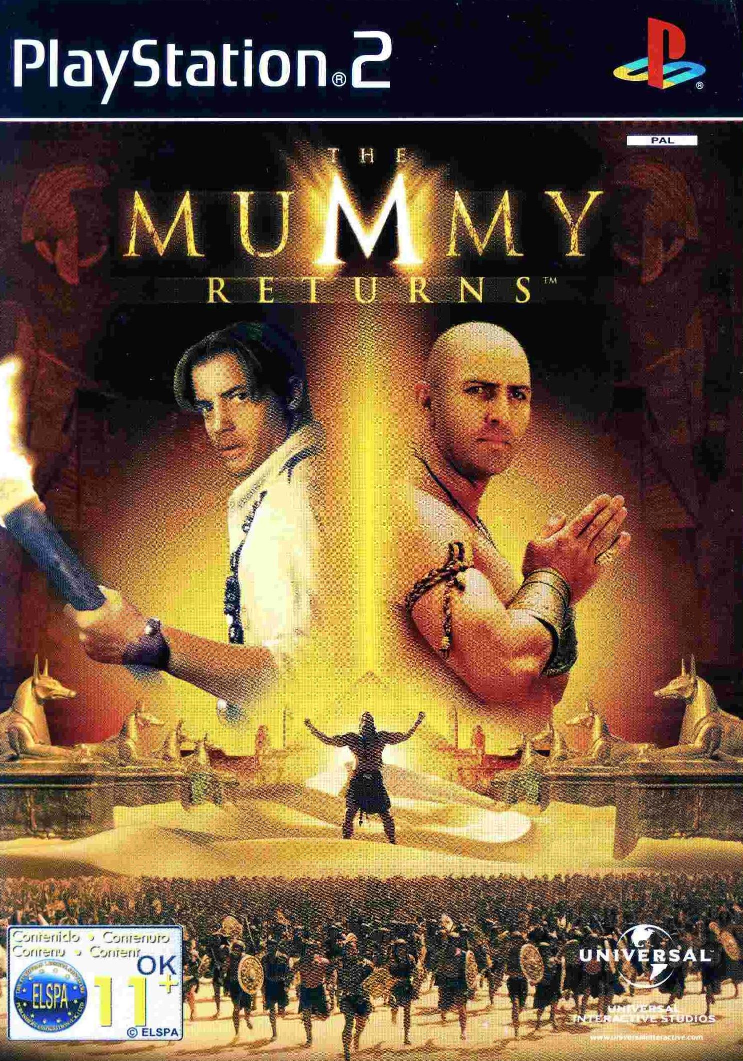 The Mummy Returns Video Game 2001 Imdb