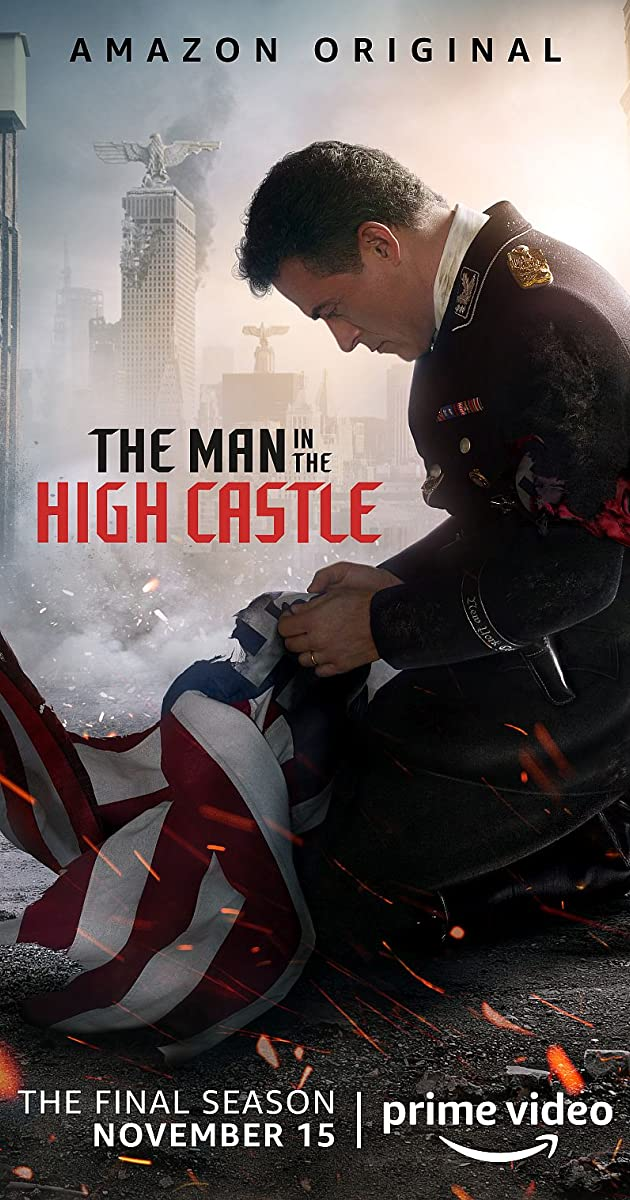 The Man In The High Castle Tv Series 2015 2019 Imdb