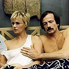 Patrick Chesnais and Miou-Miou in La lectrice (1988)