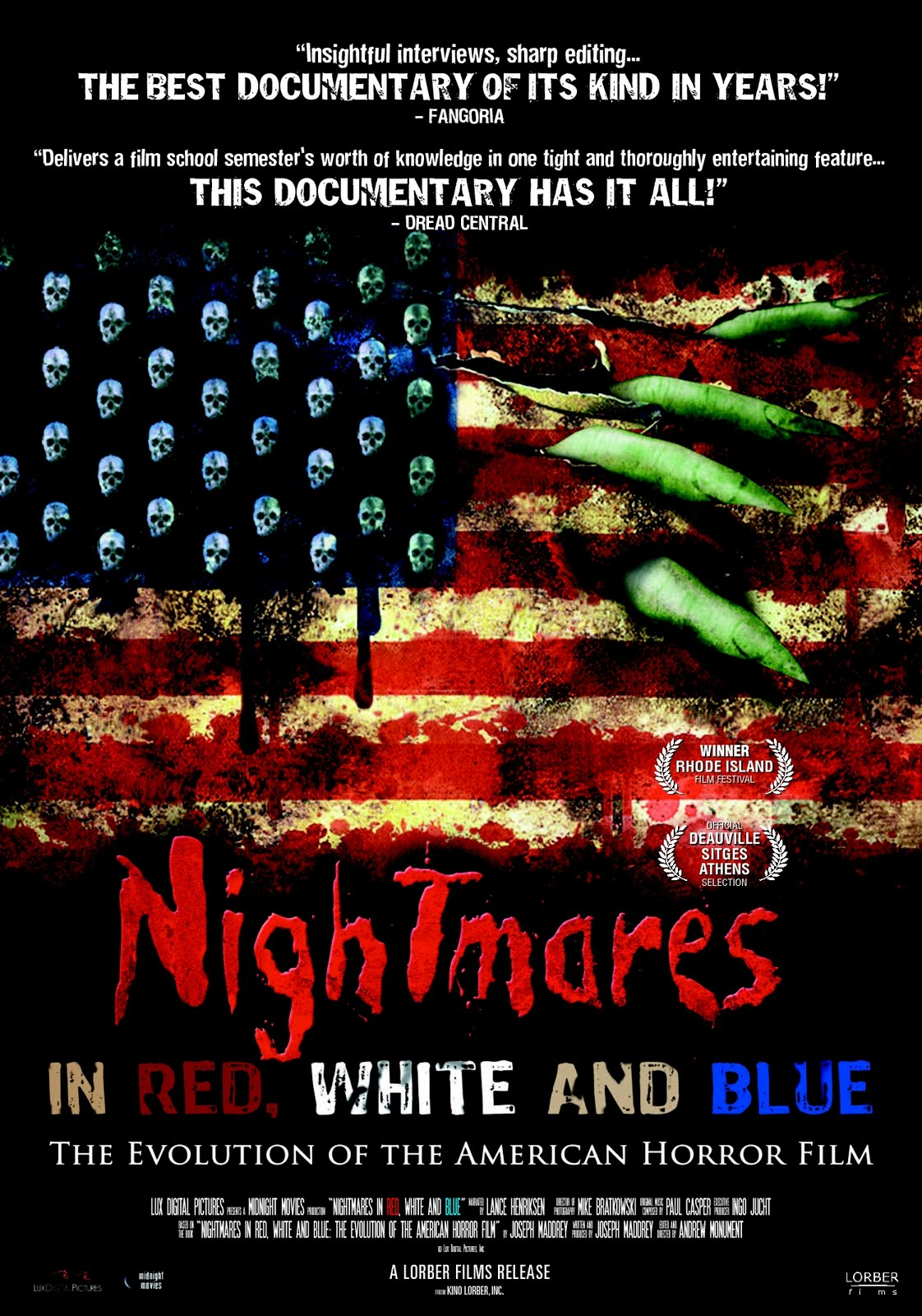 Nightmares In Red White And Blue The Evolution Of The American