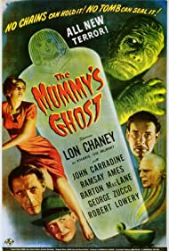 The Mummy's Ghost (1944) Poster - Movie Forum, Cast, Reviews