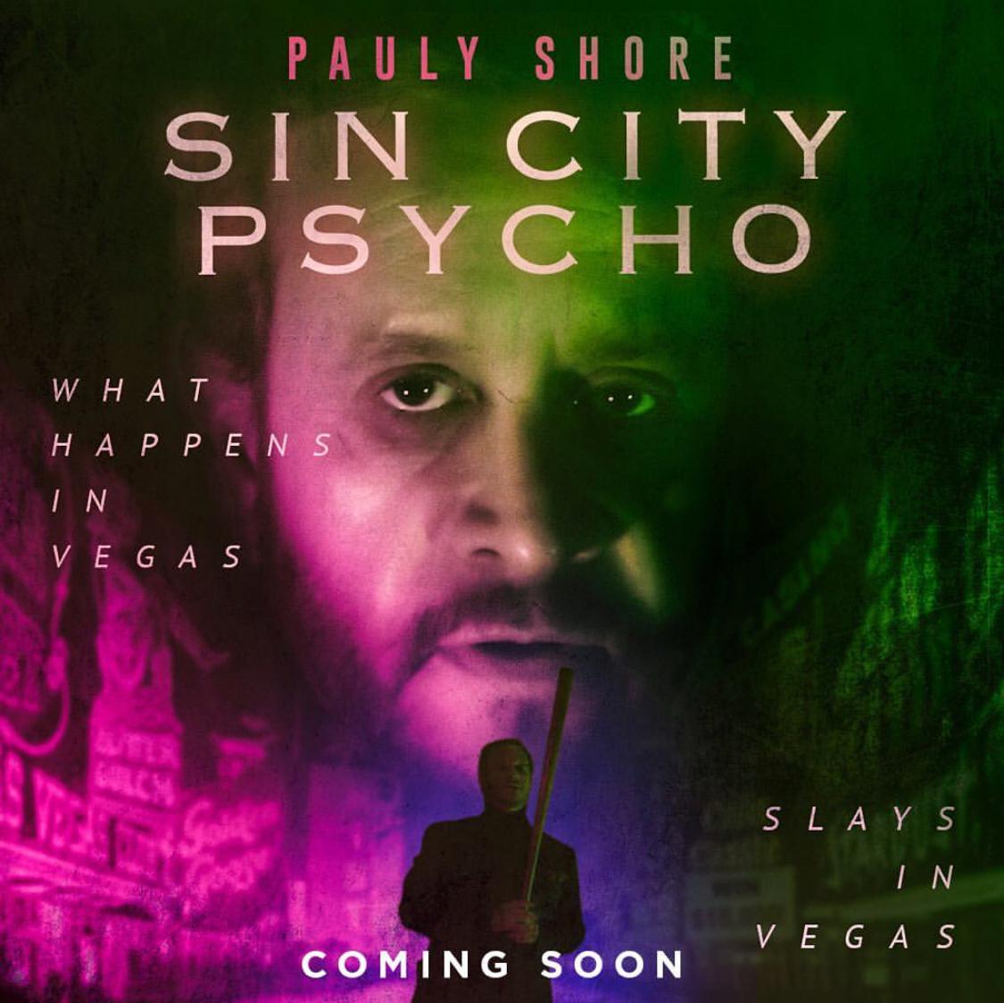 Sin City Psycho (2018) - IMDb
