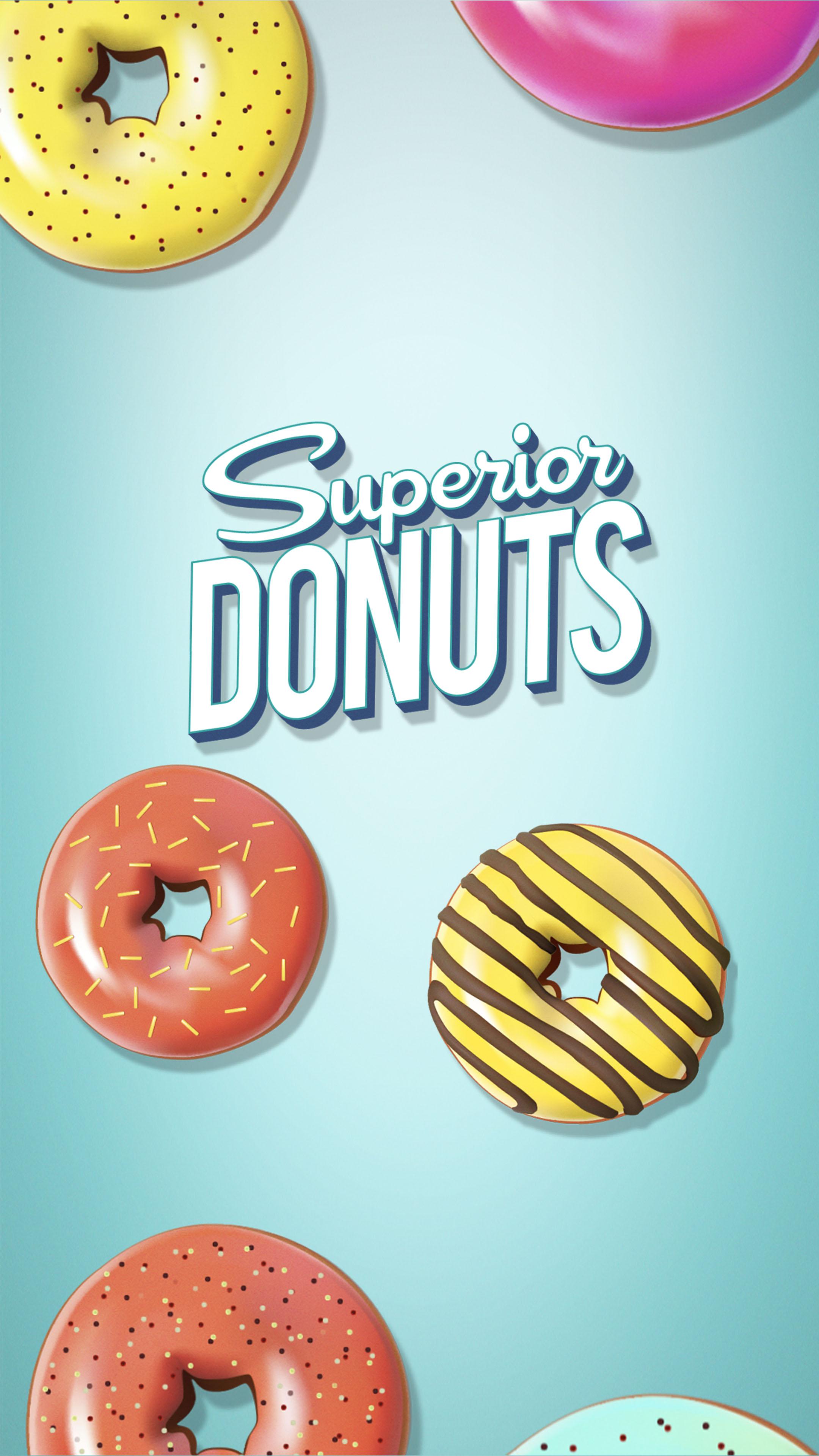 Superior Donuts (2017)