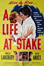 A Life at Stake (1955) Poster