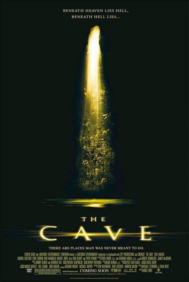 The Cave (2005) Hindi Dubbed