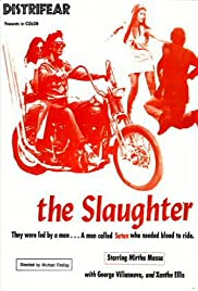 The Slaughter Poster