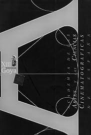 XIII premios Goya Poster