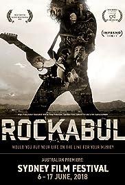 RocKabul Poster