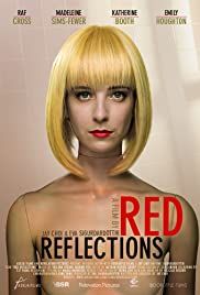 Red Reflections Poster