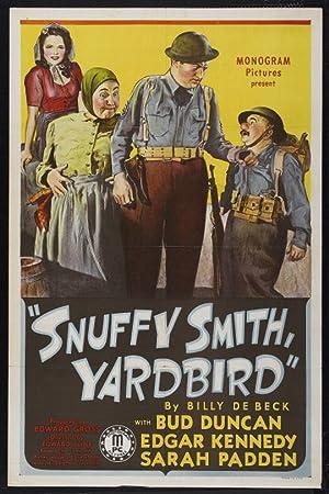 Edward F. Cline Private Snuffy Smith Movie