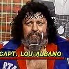 Lou Albano in WWWF All-Star Wrestling (1972)