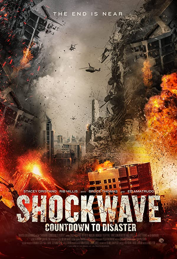 Shockwave Countdown To Disaster (2017) Hindi Dubbed