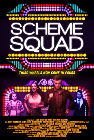 Jack Quaid, Sudi Green, Max Pava, and Mike Spence in Scheme Squad (2015)