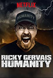 Ricky Gervais: Humanity Poster