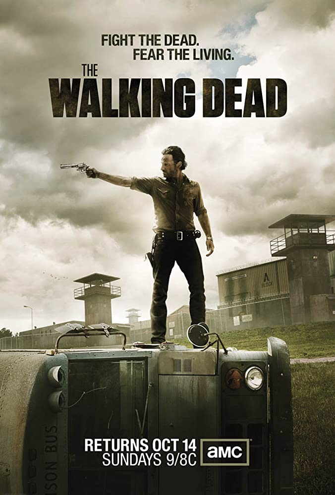 The Walking Dead All Season COMPLETE 480p 720p 1080p [S09E08 Added]