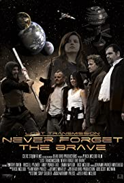 Never Forget the Brave Poster