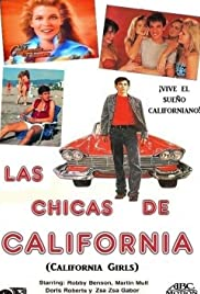 California Girls Poster