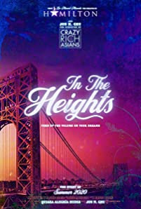 "The creator of ""Hamilton"" and the director of ""Crazy Rich Asians"" invite you to the event of the summer, where the streets are made of music and little dreams become big... ""In the Heights."""