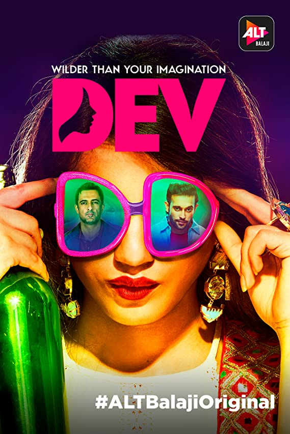 Dev DD (2019) Hindi Altbalaji WEB-DL x264 AAC Esub