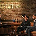 Cillian Murphy, Ryan Tubridy, and Jamie Dornan in The Late Late Show (1962)