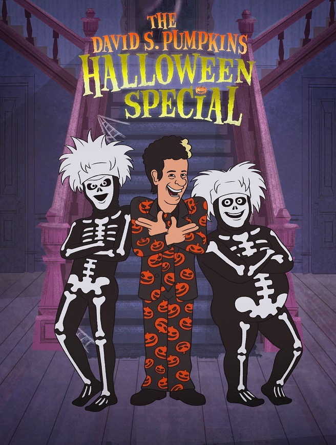 Will David S Pumpkins Halloween Special Be On In 2020 The David S. Pumpkins Halloween Special (TV Short 2017)   IMDb