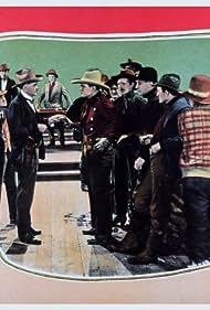 Charles R. Althoff, Duke Green, Buck Jones, Bob Kortman, Albert J. Smith, and William Welsh in Hills of Peril (1927)