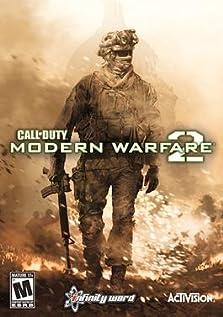 Call of Duty: Modern Warfare 2 (2009 Video Game)