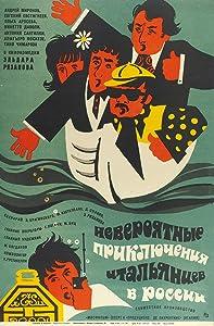 Watch free good quality movies Neveroyatnye priklyucheniya italyantsev v Rossii by Leonid Gayday [Full]
