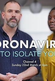 Coronavirus: How to Isolate Yourself Poster