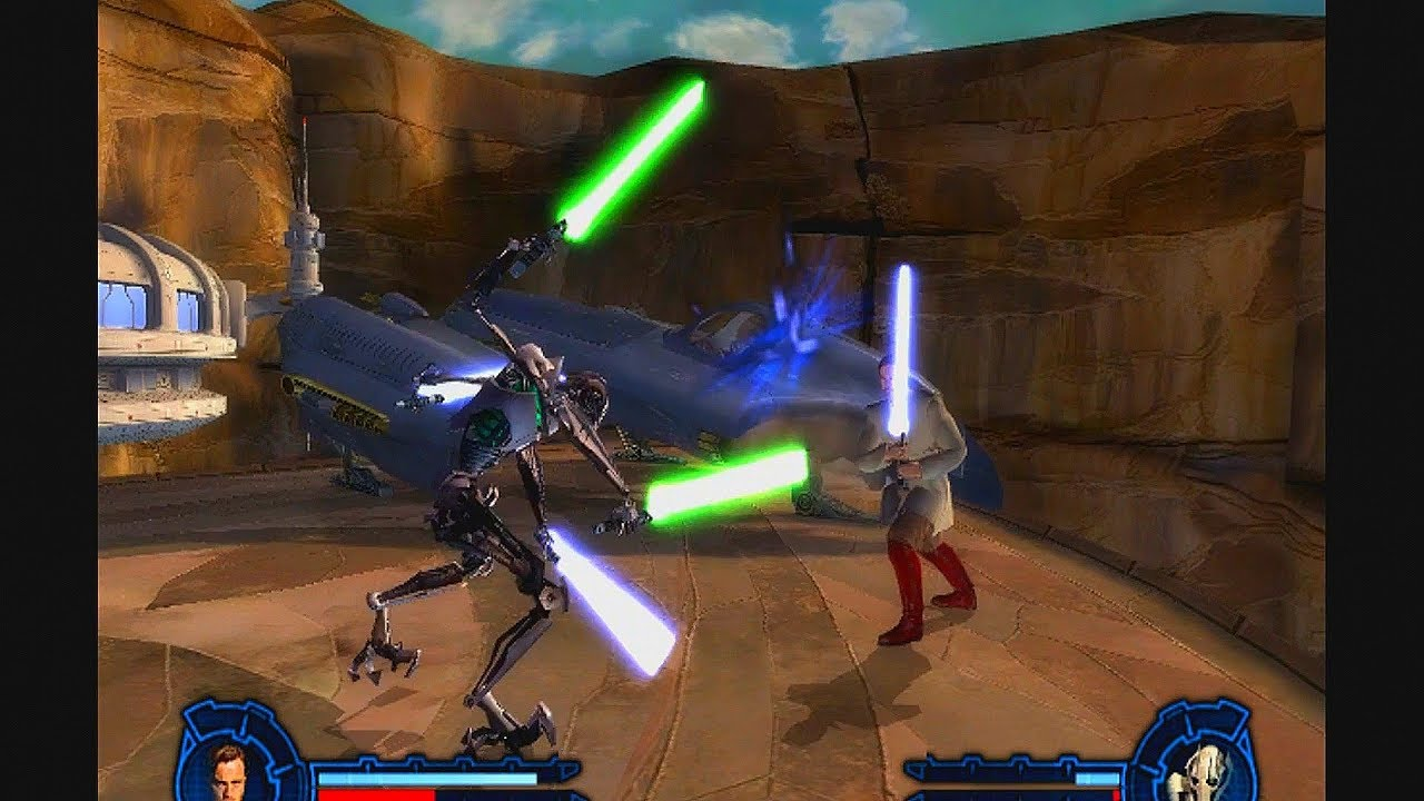 Star Wars Episode Iii Revenge Of The Sith Video Game 2005 Photo Gallery Imdb