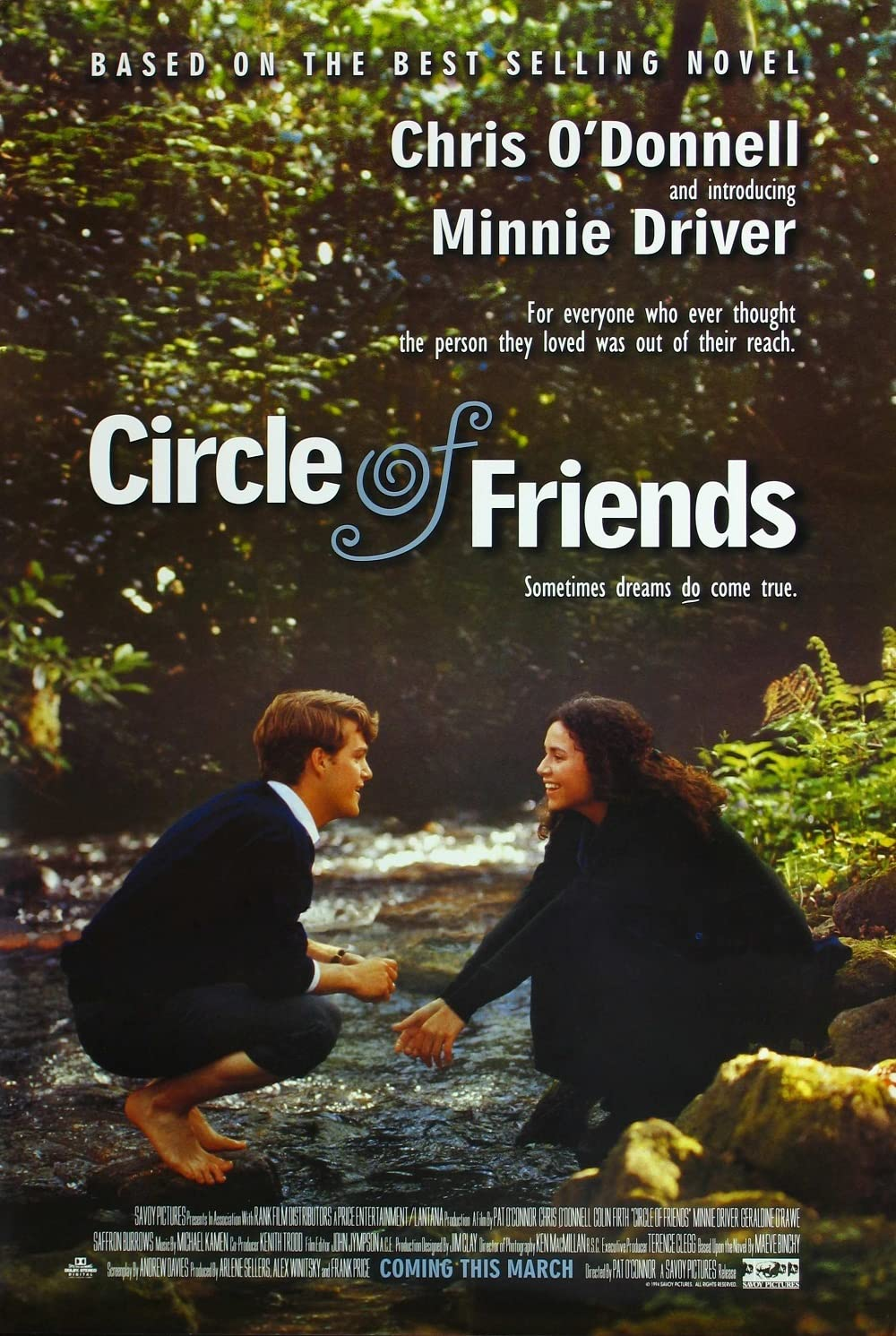 Circle of Friends 1995 Hindi Dual Audio 375MB BluRay ESubs Download
