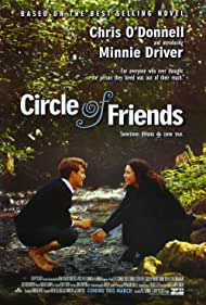Minnie Driver and Chris O'Donnell in Circle of Friends (1995)