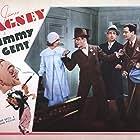 James Cagney, Bette Davis, Alan Dinehart, and Allen Jenkins in Jimmy the Gent (1934)