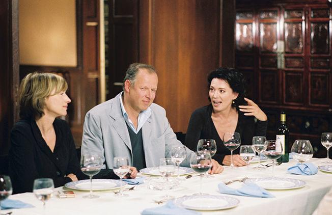 Corinna Harfouch and Axel Milberg in Silberhochzeit (2006)
