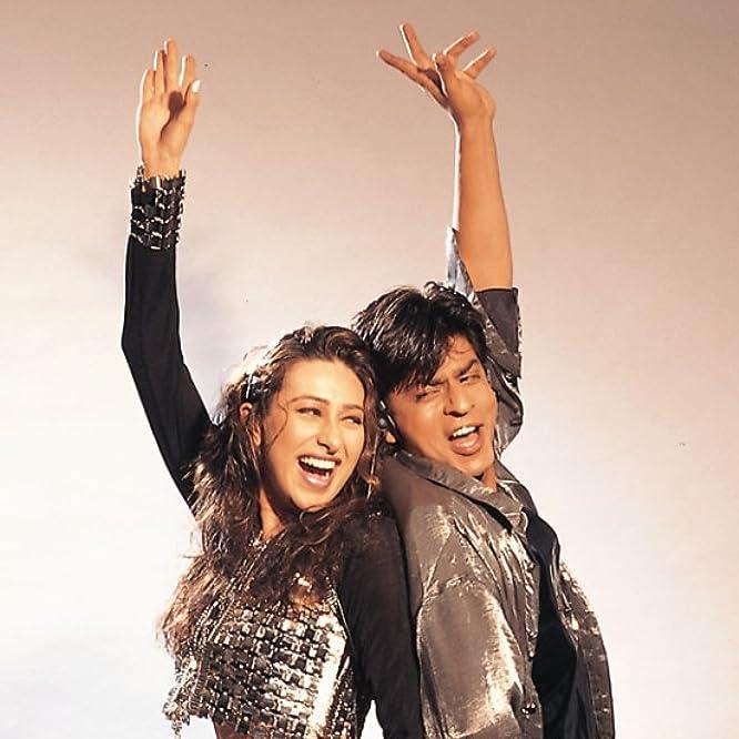 Karisma Kapoor and Shah Rukh Khan in Dil To Pagal Hai (1997)