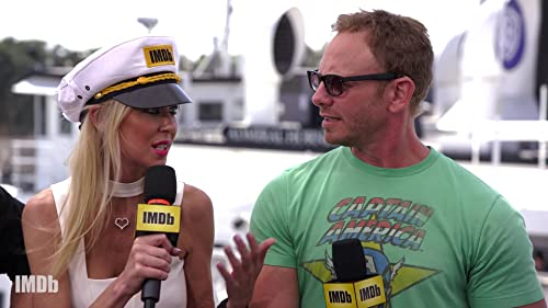 """Sharknado 5: Global Swarming"" Stars Ride the Wave of a Global Phenomenon"