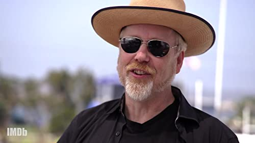Adam Savage Unsheaths His Own Excalibur