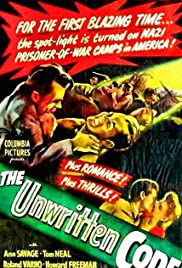 The Unwritten Code Poster
