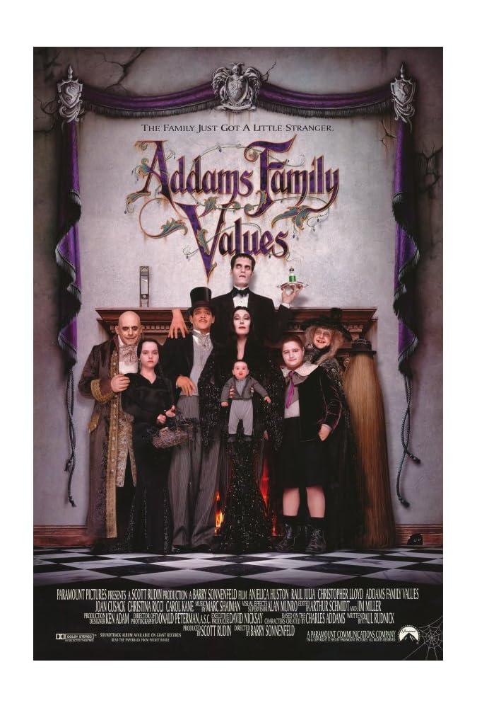 Addams Family Values(1993)