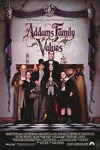 Addams Family Valuesอาดัม แฟมิลี่ 2 ตระกูลนี้ผียังหลบ