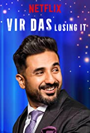 Vir Das: Losing It Poster