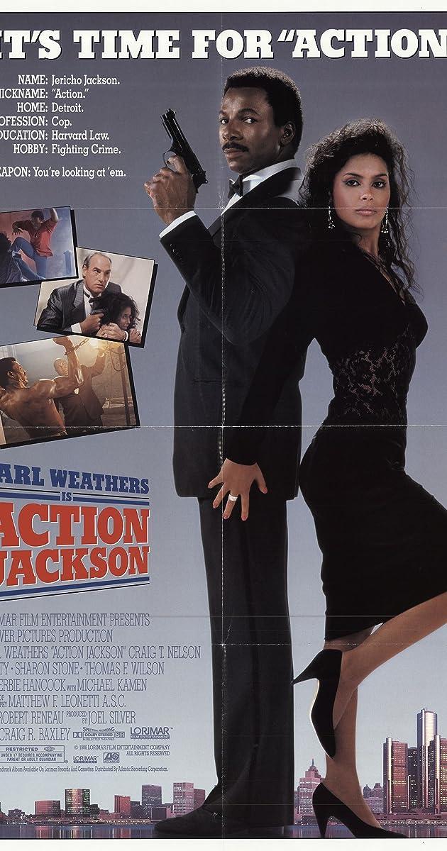 Subtitle of Action Jackson