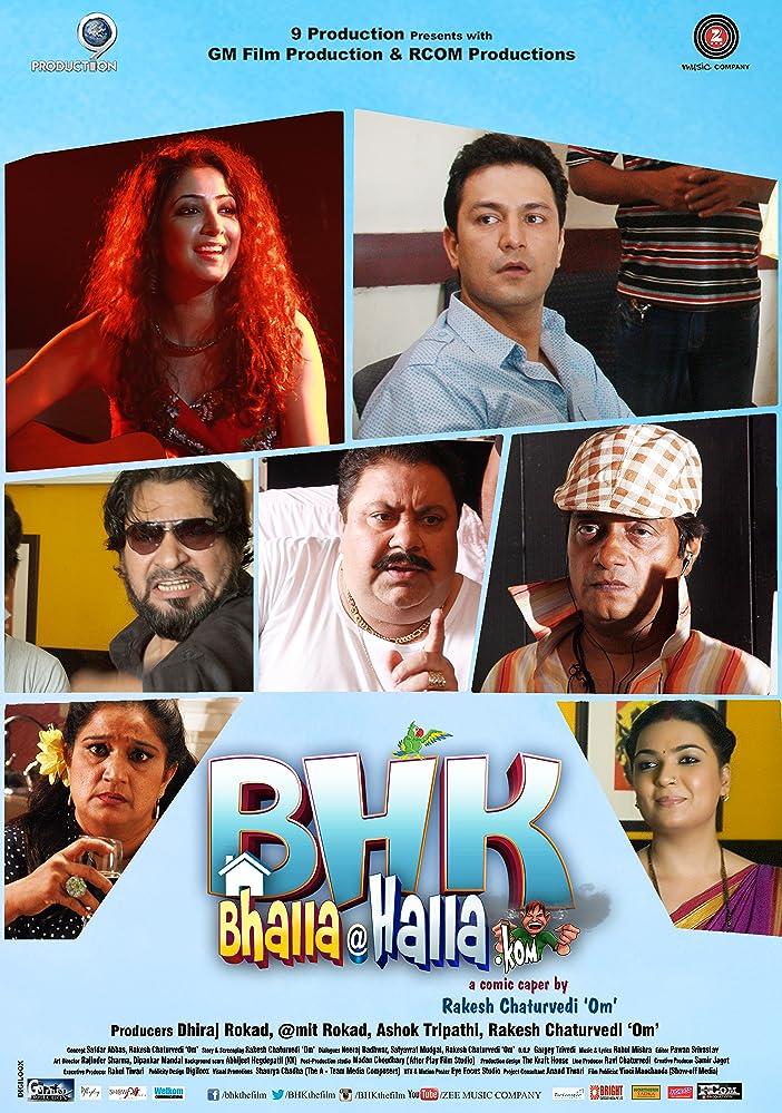 BHK Bhalla@Halla.Kom (2016) Hindi 720p HDRip x264 900MB