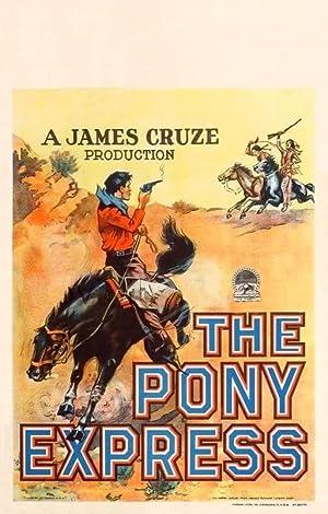 Where to stream The Pony Express