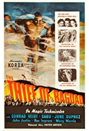 Download The Thief of Bagdad (1940) Movie